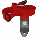 Ernie Ball PolyPro Strap Red